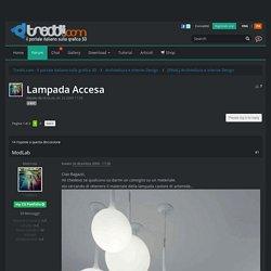 Lampada Accesa - [FINAL] Architettura e Interior Design
