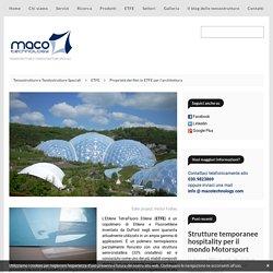 Proprietà dei film in ETFE per l'architettura - Maco Technology