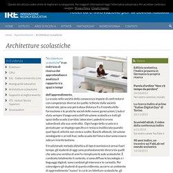 INDIRE - Architetture scolastiche