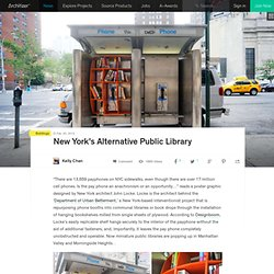 New York's Alternative Public Library