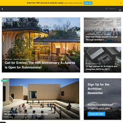 Architizer: Empowering Architecture