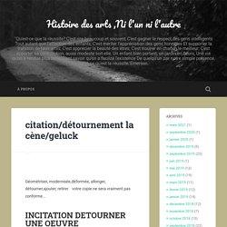 » Blog Archive » citation/détournement la cène/geluck