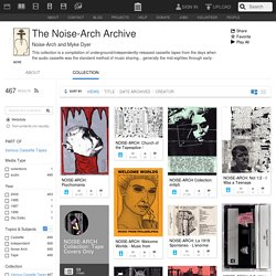The Noise-Arch Archive : Free Audio : Download & Streaming