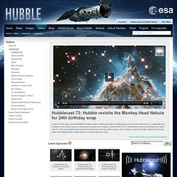 Video Archive: Hubblecast