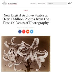 Archive Shows First 100 Years of Photography History 2x click