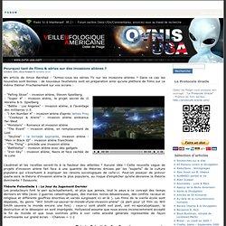 Blog Archive » Pourquoi tant de films & séries sur des invasions aliènes ?