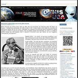Blog Archive » Rencontre rapprochée avec le Dr Allen Hynek