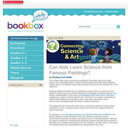 Book Box Daily » Blog Archive » Can Kids Learn Science from Famous Paintings?