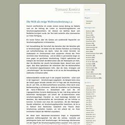 Tomasz Konicz » Blog Archive » Die Welt als ewige Weltverschwörung 1.2