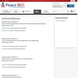 Archived Events-RED Events