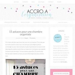 Déco Archives - Accro à l'Organisation