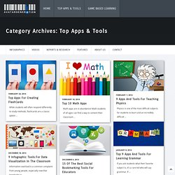 Top Apps & Tools Archives