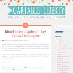 Cycle 3 Archives - Cartable Liberty