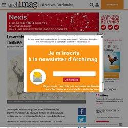 """Les archives du """"Fonds Charlie"""" en ligne à Toulouse"""