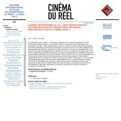 Archives du Cinéma du Réel : site public