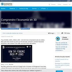 Archives du blog - Comprendre l'économie en 30 minutes