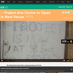 Project Arts Centre