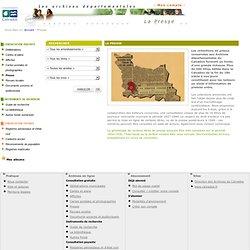 Archives départementales du Calvados