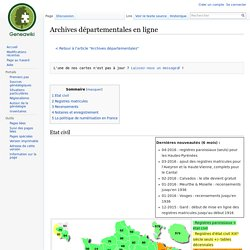 Généawiki