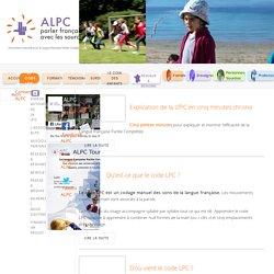 Archives des Qu'est-ce-que le code LPC ? - ALPC