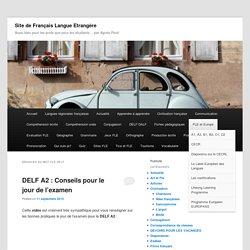 DELF Archives - Site de Français Langue Etrangère