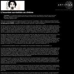 Archives - L'incursion surréaliste au cinéma