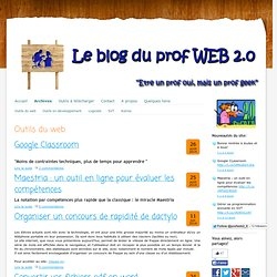 Archives - Le site du prof web 2.0