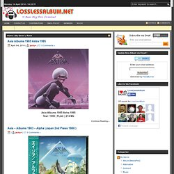 Rock Archives - Page 14 of 1047 - LossLess Music - New releases music