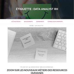 Data Analyst RH Archives - GROUPE METEOJOB - VISIOTALENT