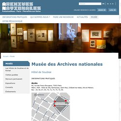 Archives nationales (France)