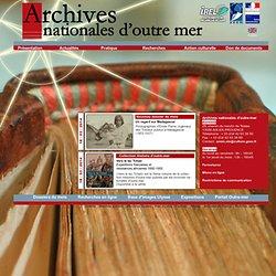 Centre des archives d'outre-mer