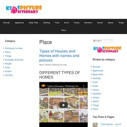 Place Archives - Online Dictionary for Kids