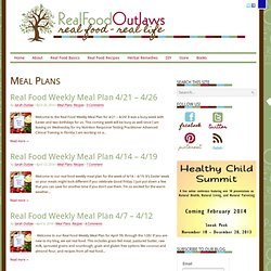 Real Food Outlaws