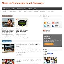 Media en Technologie in het Onderwijs