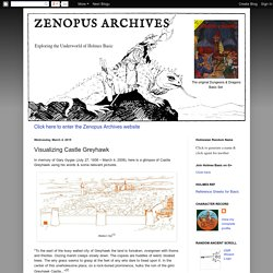 ZENOPUS ARCHIVES: Visualizing Castle Greyhawk