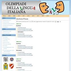 Archivio Prove
