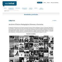 Archivo Fílmico Pedagógico Jóvenes y Escuelas