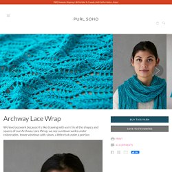 Archway Lace Wrap