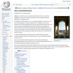 Arco (architettura)