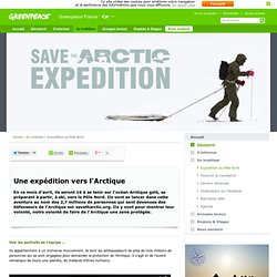 Save The Arctic Expedition