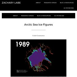 Arctic Sea Ice Figures