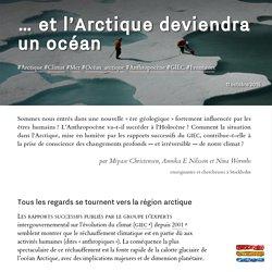 … et l'Arctique deviendra un océan