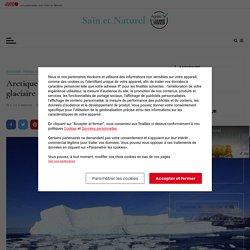 Arctique canadien: La dernière plateforme glaciaire intacte s'est brisée
