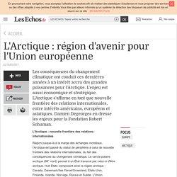 L'Arctique : région d'avenir pour l'Union européenne
