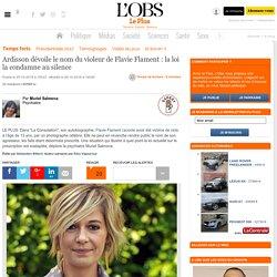 Ardisson dévoile le nom du violeur de Flavie Flament : la loi la condamne au silence