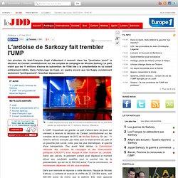 L'ardoise de Sarkozy fait trembler l'UMP