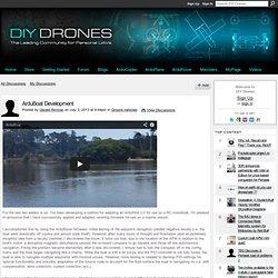 ArduBoat Development