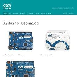 ArduinoBoardLeonardo