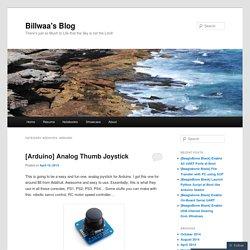 Billwaa's Blog