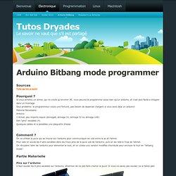 Arduino BitBang